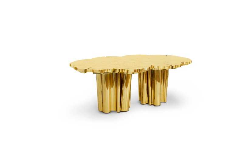 The Essence of Empowerment Through Fortuna Unique Tables Unique Tables The Essence of Empowerment Through Fortuna Unique Tables Fortuna Dining Table by Boca do Lobo 1