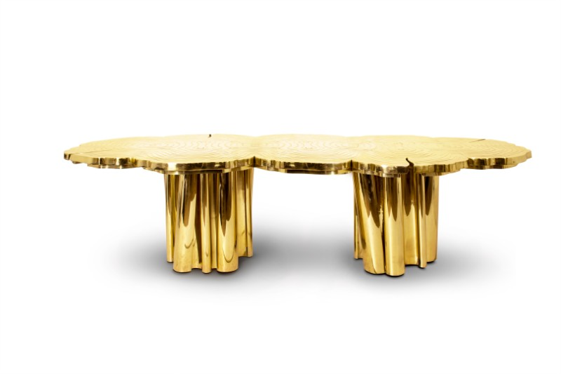 The Essence of Empowerment Through Fortuna Unique Tables Unique Tables The Essence of Empowerment Through Fortuna Unique Tables Fortuna Dining Table by Boca do Lobo 2