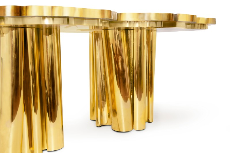 The Essence of Empowerment Through Fortuna Unique Tables Unique Tables The Essence of Empowerment Through Fortuna Unique Tables Fortuna Dining Table by Boca do Lobo 3