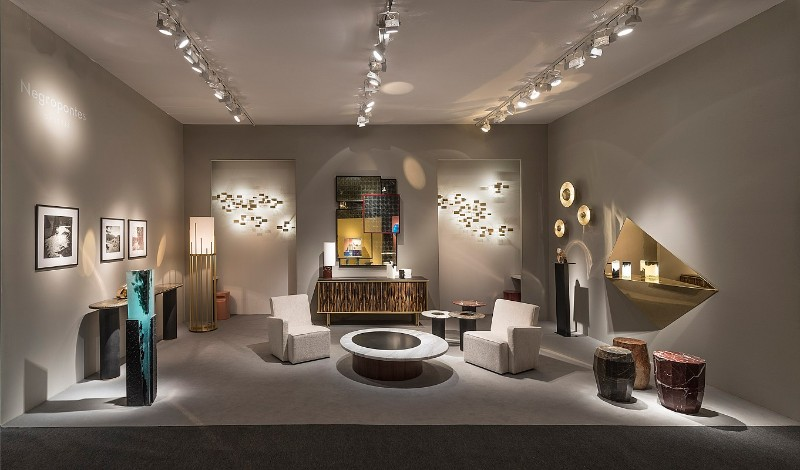 PAD Paris 2019 - Discover The Contemporary Design Exhibitors pad paris PAD Paris 2019 – Discover The Contemporary Design Exhibitors Galerie Negropontes PAD LONDON 02 PAD