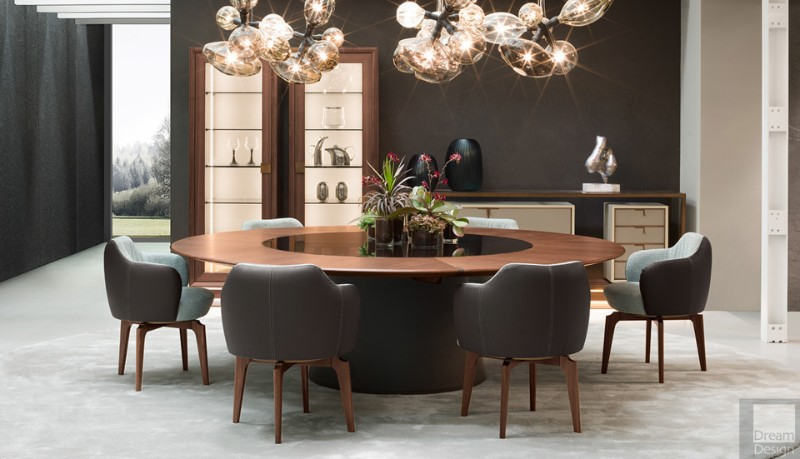 The Best of Design: Discover 10 Contemporary Italian Furniture Brands italian furniture brands The Best of Design: Discover 10 Contemporary Italian Furniture Brands Giorgetti Elisa Small Dining Chair 01