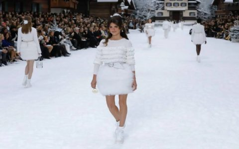 Chanel Show See How It Was The Stunning Karl Lagerfeld's Final Chanel Show chanel final show feat 480x300