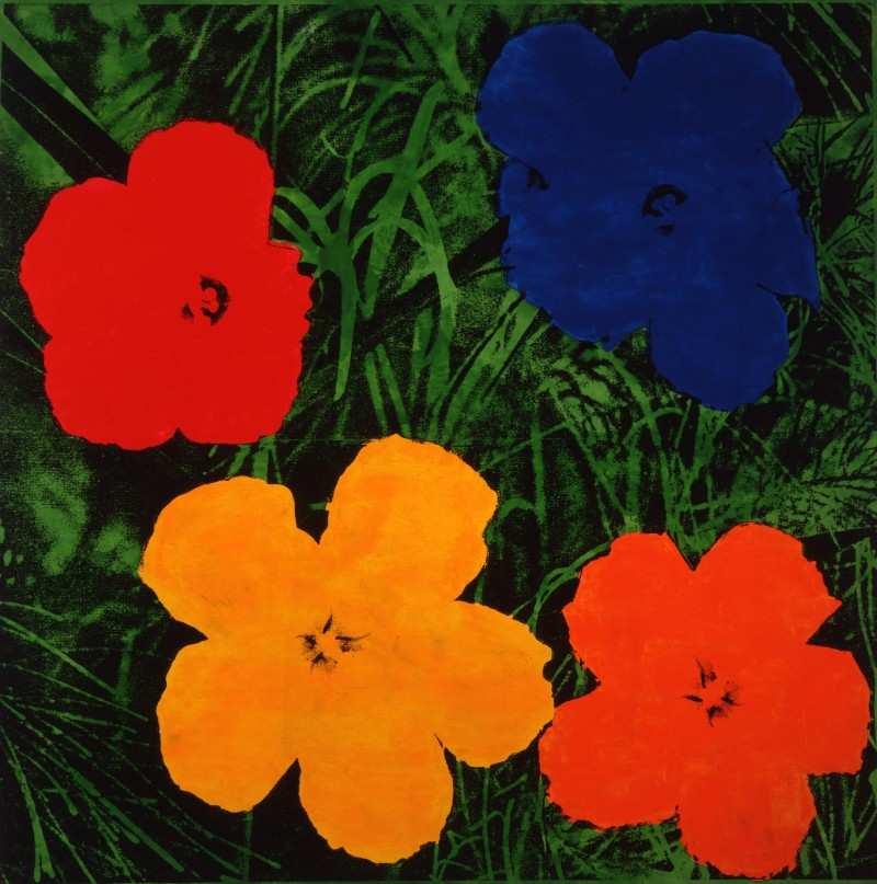 flower series Throwback Thursday - A look at Andy Warhol Most Iconic Work andy warhol Throwback Thursday – A look at Andy Warhol Most Iconic Work flower series Throwback Thursday A look at Andy Warhol Most Iconic Work