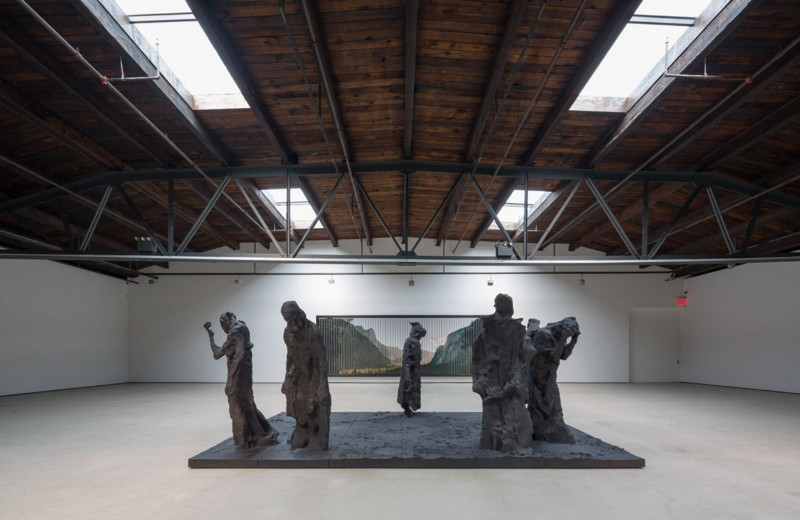 The Most Exquisite and Contemporary New York Art Galleries new york art galleries The Most Exquisite and Contemporary New York Art Galleries hauser wirth