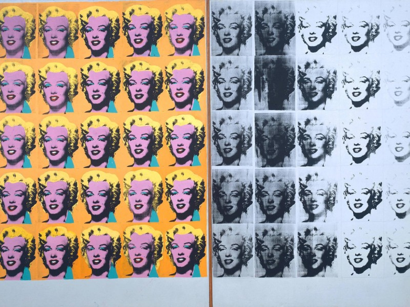andy warhol Throwback Thursday – A look at Andy Warhol Most Iconic Work marilyn Throwback Thursday A look at Andy Warhol Most Iconic Work