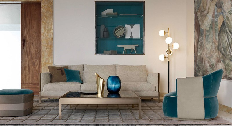The Best of Design: Discover 10 Contemporary Italian Furniture Brands italian furniture brands The Best of Design: Discover 10 Contemporary Italian Furniture Brands trussardi casa