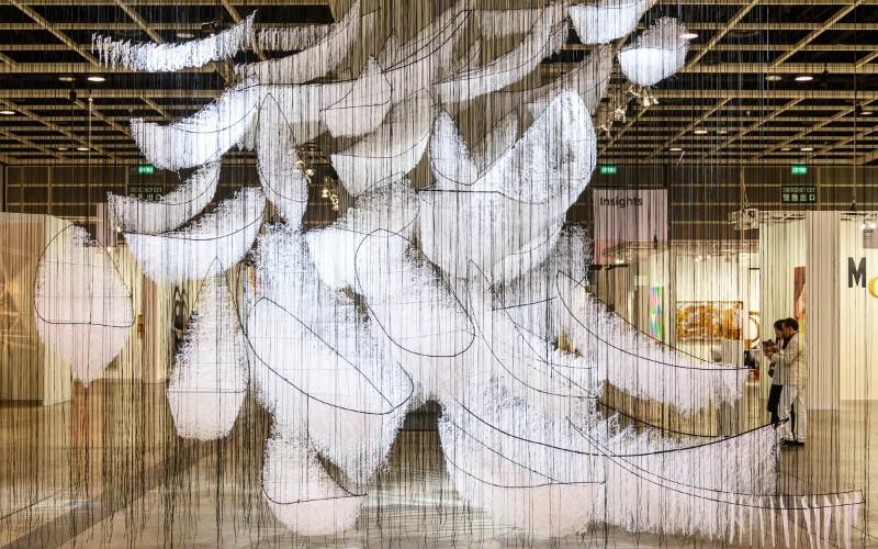 Art Basel Hong Kong 2019 - Discover The Event Highlights (7) art basel Art Basel Hong Kong 2019 – Discover The Event Highlights Art Basel Hong Kong 2019 Discover The Event Highlights 7