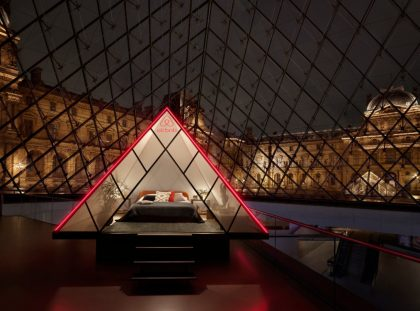 Luxury Experience – Spend a Night In The Louvre Museum (2) FT luxury experience Luxury Experience – Spend a Night In The Louvre Museum Luxury Experience     Spend a Night In The Louvre Museum 2 FT 420x311