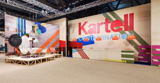 Salone Del Mobile 2019 - Kartell Creates Artificial Intelligence Chair ft salone del mobile Salone Del Mobile 2019 – Kartell Creates Artificial Intelligence Chair Salone Del Mobile 2019 Kartell Creates Artificial Intelligence Chair ft 540x280   Salone Del Mobile 2019 Kartell Creates Artificial Intelligence Chair ft 540x280