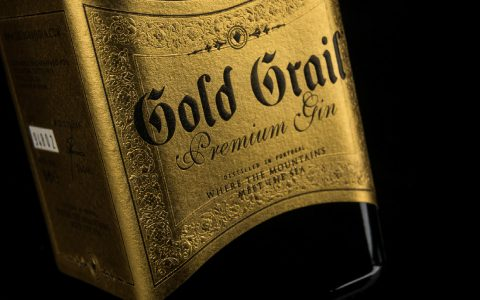 premium gin Discover the Gold Grail Gin – A Premium Gin With Notoriety featuredle 480x300