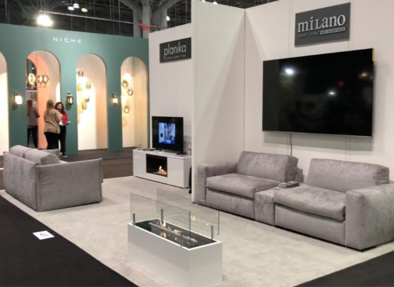 Discover The Top Stands At ICFF New York 2019 (4) icff new york Discover The Top Stands At ICFF New York 2019 Discover The Top Stands At ICFF New York 2019 4
