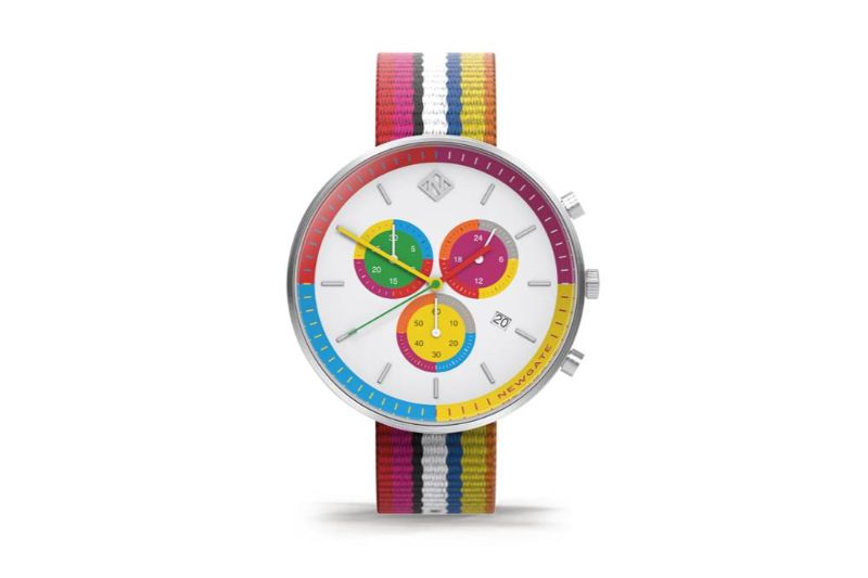 design trend 12 Watches With A Bold Colour Design Trend 12 Watches With A Bold Colour Design Trend 7