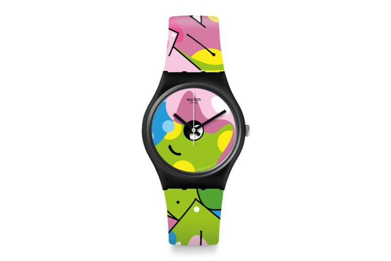 12 Watches With A Bold Colour Design Trend (8) design trend 12 Watches With A Bold Colour Design Trend 12 Watches With A Bold Colour Design Trend 8