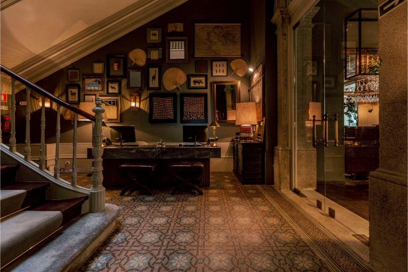 A Boutique Hotel In Porto Brings You The Country's History (7) boutique hotel A Boutique Hotel In Porto Brings You The Country's History A Boutique Hotel In Porto Brings You The Country   s History 7 1