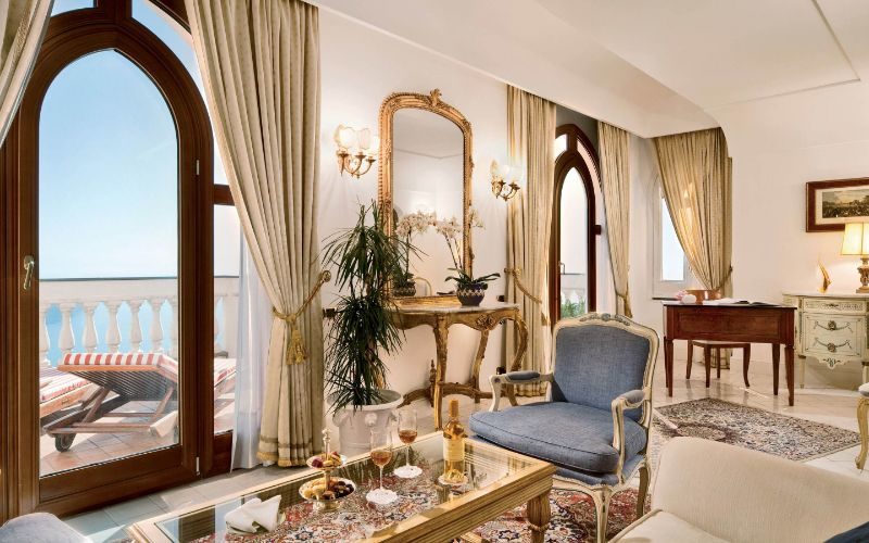 Amalfi Coast Is The Ultimate Luxury Summer Destination - palazzo-avino-deluxe-suite-sea-view-and-terrace summer destination Amalfi Coast Is The Ultimate Luxury Summer Destination Amalfi Coast Is The Ultimate Luxury Summer Destination palazzo avino deluxe suite sea view and terrace