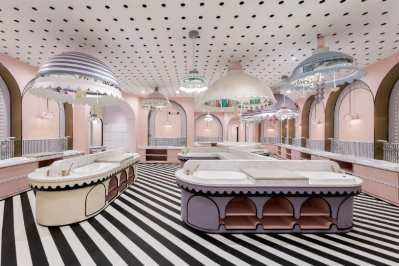 Architectural Firm x+living Creates Whimsical Space in China (1) architectural firm Architectural Firm x+living Creates Whimsical Space in China Architectural Firm xliving Creates Whimsical Space in China 1