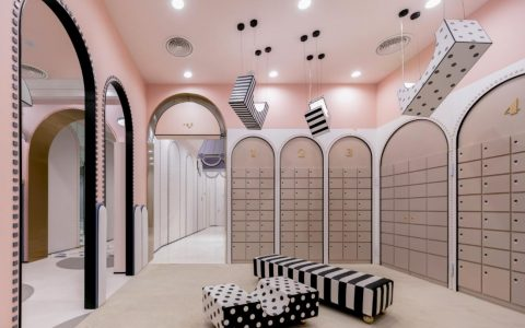Architectural Firm x+living Creates Whimsical Space in China FT architectural firm Architectural Firm x+living Creates Whimsical Space in China Architectural Firm xliving Creates Whimsical Space in China FT 480x300