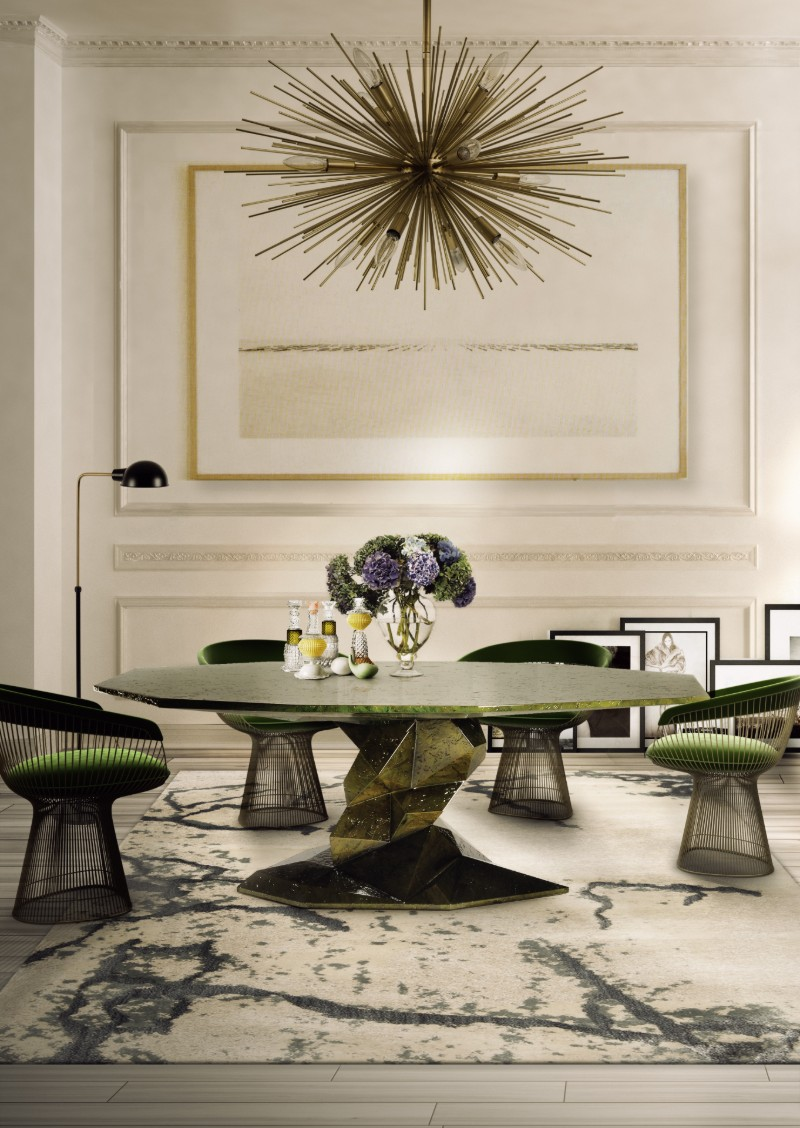 Exquisite Luxury Dining Tables For An Imposing Dining Room luxury dining table Exquisite Luxury Dining Tables For An Imposing Dining Room Exquisite Luxury Dining Tables For An Imposing Dining Room 10