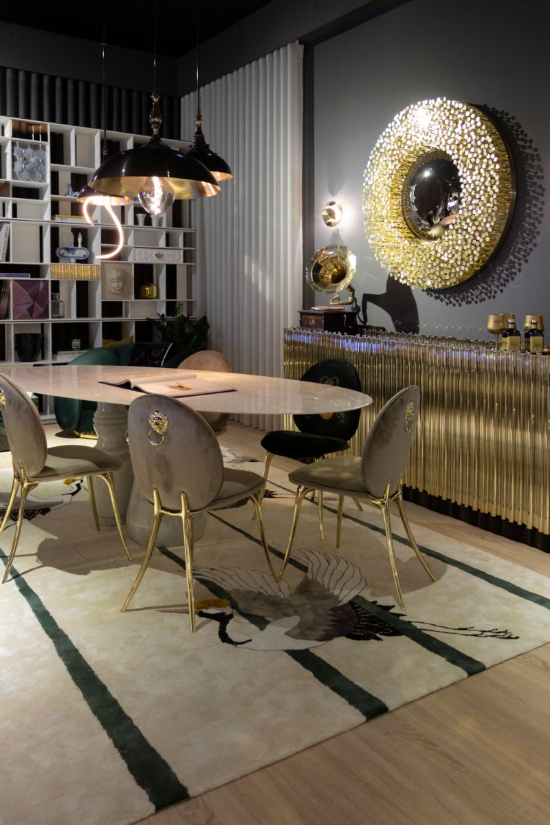 Exquisite Luxury Dining Tables For An Imposing Dining Room (4) luxury dining table Exquisite Luxury Dining Tables For An Imposing Dining Room Exquisite Luxury Dining Tables For An Imposing Dining Room 4