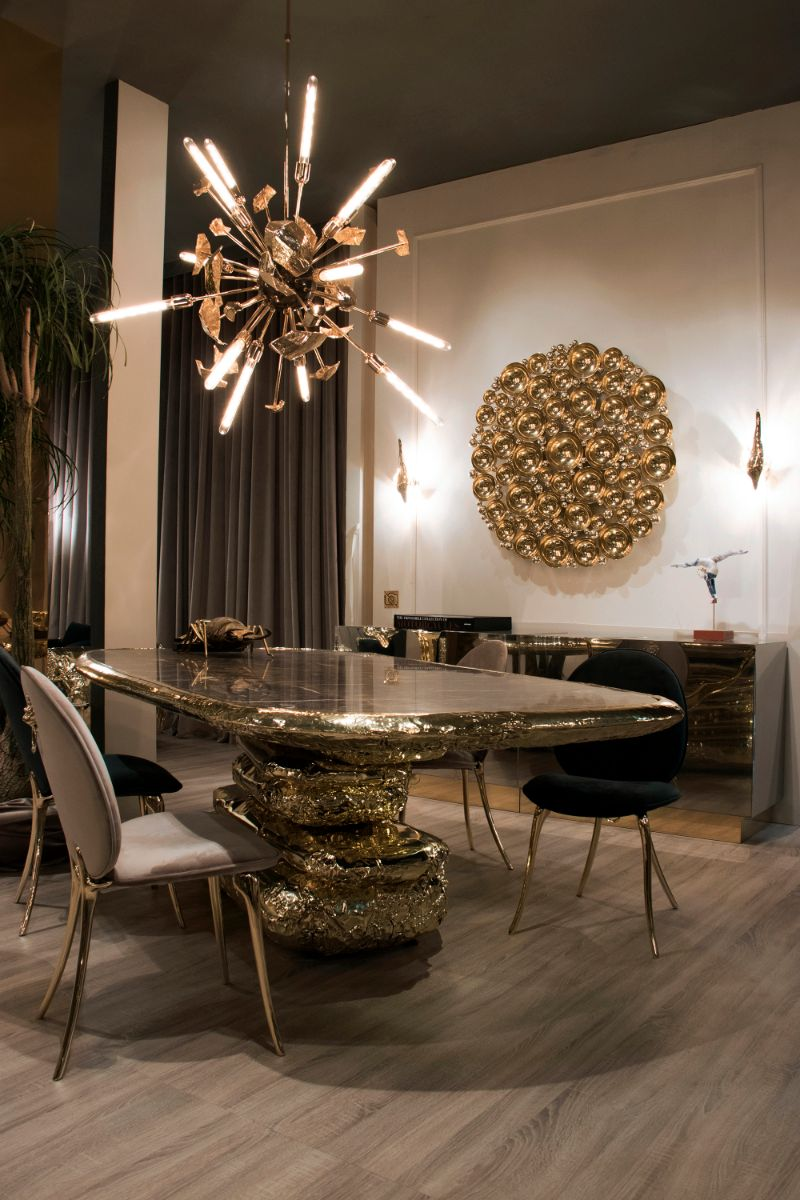Exquisite Luxury Dining Tables For An Imposing Dining Room (8) luxury dining table Exquisite Luxury Dining Tables For An Imposing Dining Room Exquisite Luxury Dining Tables For An Imposing Dining Room 8