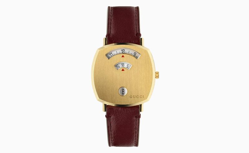 Extravagant Watch Designs For Timepiece Lovers - gucci