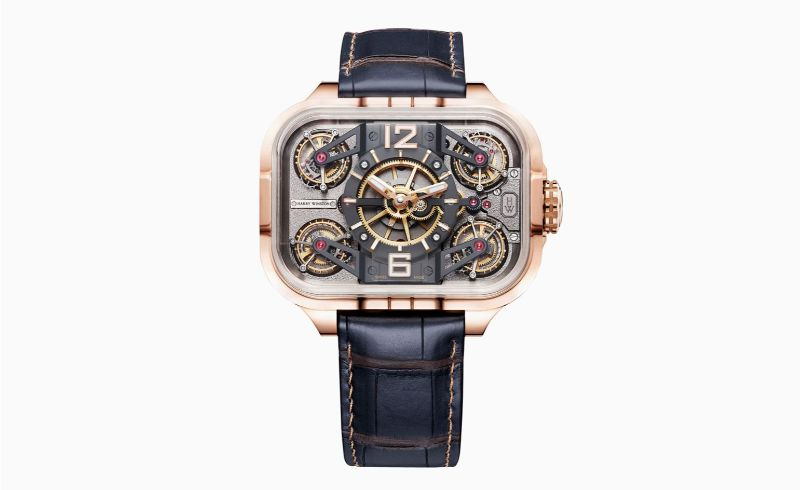 Extravagant Watch Designs For Timepiece Lovers - harry-winston