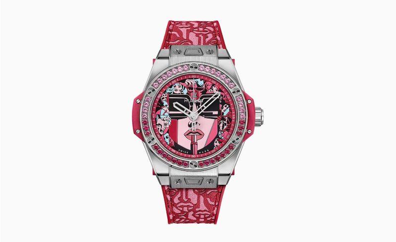 Extravagant Watch Designs For Timepiece Lovers - hublot