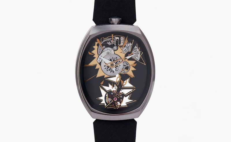 Extravagant Watch Designs For Timepiece Lovers - kruger