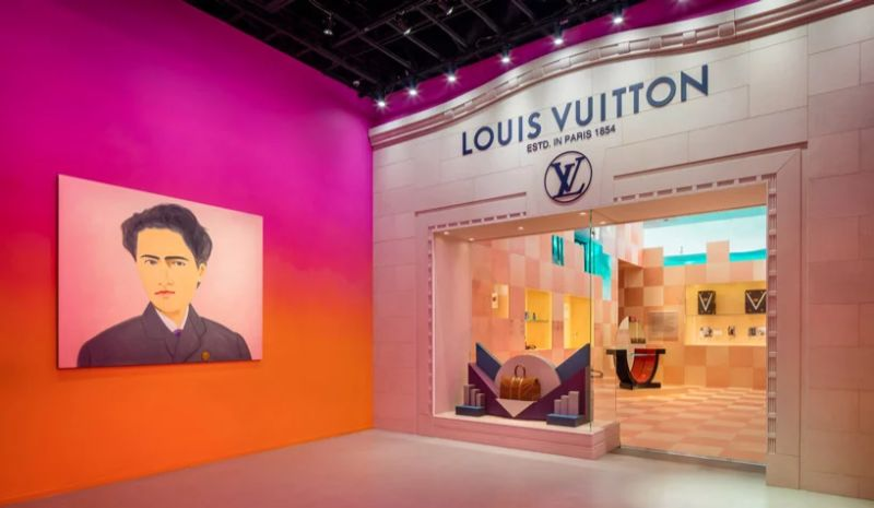 Louis Vuitton Debuts Vibrant Exhibition - Celebration of Its 160 Years louis vuitton Louis Vuitton Debuts Vibrant Exhibition – Celebration of Its 160 Years Louis Vuitton Debuts Vibrant Exhibition 1 16