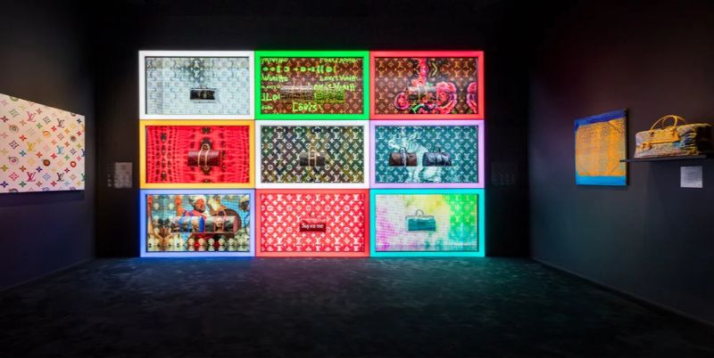 Louis Vuitton Debuts Vibrant Exhibition - Celebration of Its 160 Years louis vuitton Louis Vuitton Debuts Vibrant Exhibition – Celebration of Its 160 Years Louis Vuitton Debuts Vibrant Exhibition 5 18