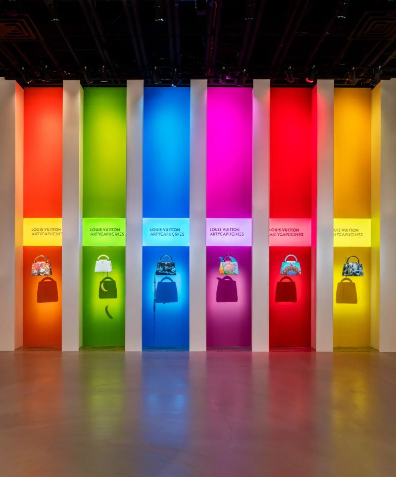 Louis Vuitton Debuts Vibrant Exhibition - Celebration of Its 160 Years louis vuitton Louis Vuitton Debuts Vibrant Exhibition – Celebration of Its 160 Years Louis Vuitton Debuts Vibrant Exhibition 7 15