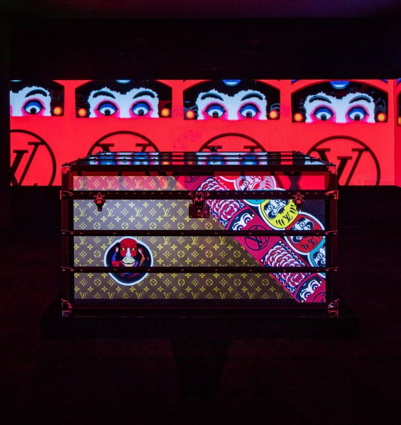 Louis Vuitton Debuts Vibrant Exhibition - Celebration of Its 160 Years louis vuitton Louis Vuitton Debuts Vibrant Exhibition – Celebration of Its 160 Years Louis Vuitton Debuts Vibrant Exhibition 9