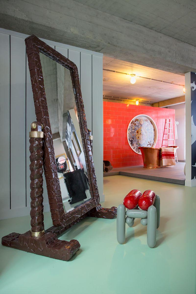 Studio Job's Wild and Wonderful Apartment and Antwerp Headquarters (2)