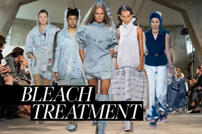 The Biggest Fashion Trends For The Summer fashion trend The Biggest Fashion Trends For The Summer bleach