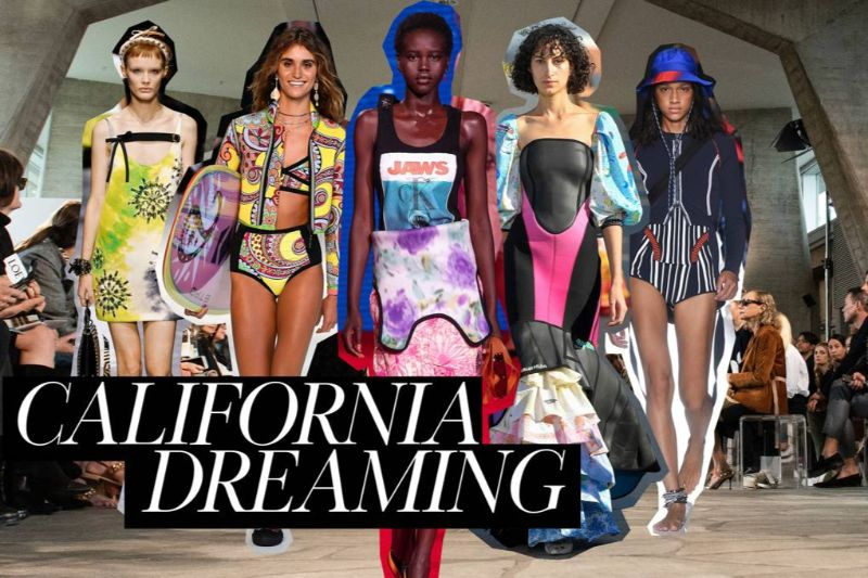 The Biggest Fashion Trends For The Summer fashion trend The Biggest Fashion Trends For The Summer californiadreaming 1