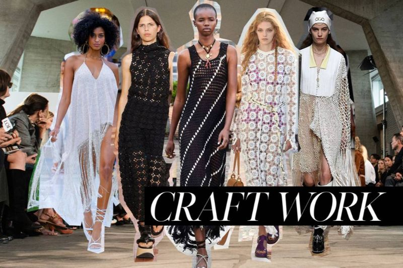 The Biggest Fashion Trends For The Summer fashion trend The Biggest Fashion Trends For The Summer craft 1