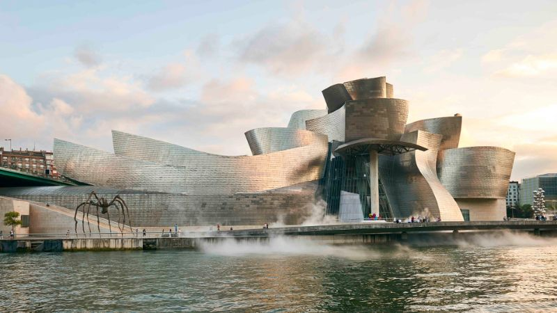 The Best Architects Of All Time And Their Iconic Creations iconic creation The Best Architects Of All Time And Their Iconic Creations el edificio guggenheim bilbao 1