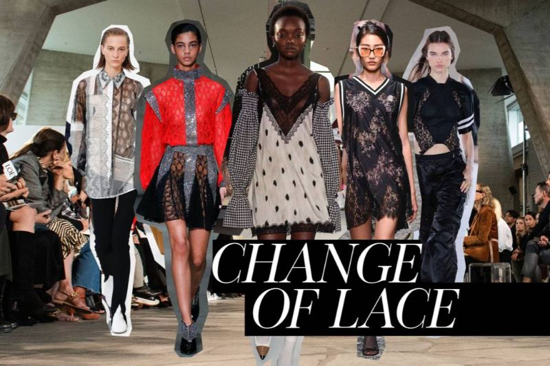 The Biggest Fashion Trends For The Summer fashion trend The Biggest Fashion Trends For The Summer lace 1