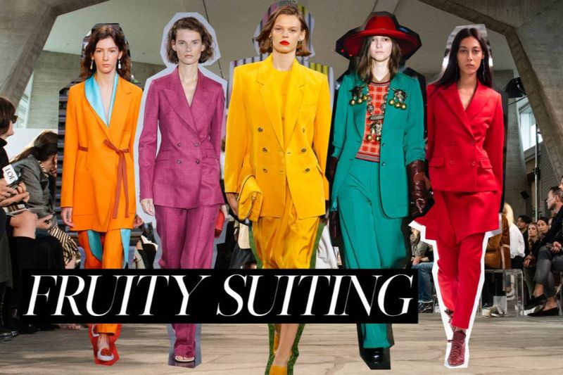 The Biggest Fashion Trends For The Summer fashion trend The Biggest Fashion Trends For The Summer suiting