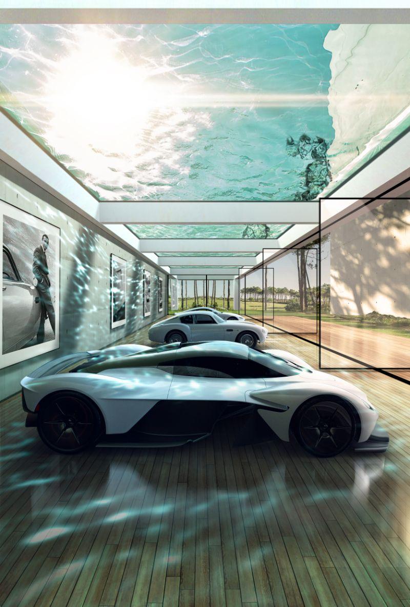 Aston Martin Creates Your Home Design Around Your Car (3)