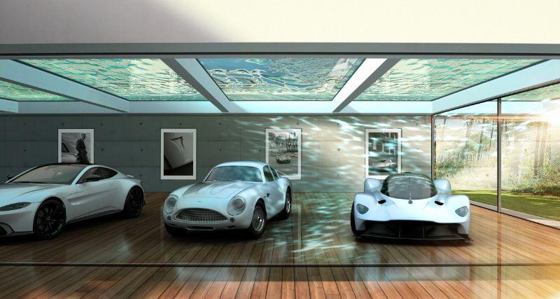 Aston Martin Creates Your Home Design Around Your Car (4)
