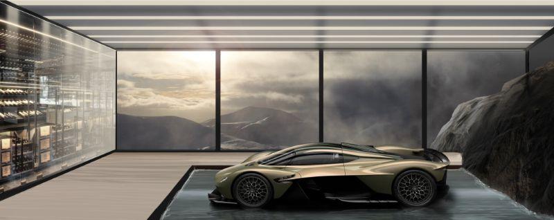 Aston Martin Creates Your Home Design Around Your Car (5)