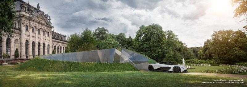 Aston Martin Creates Your Home Design Around Your Car (6)