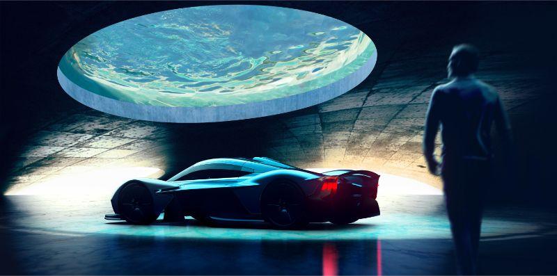 Aston Martin Creates Your Home Design Around Your Car (8)