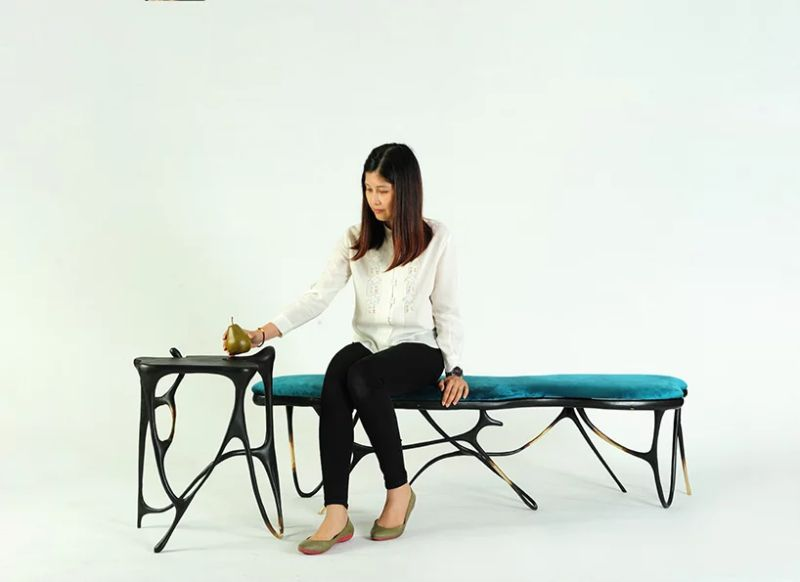 furniture design Furniture Design Inspired By Chinese Handwritting Furniture Design Inspired By Chinese Handwritting 1