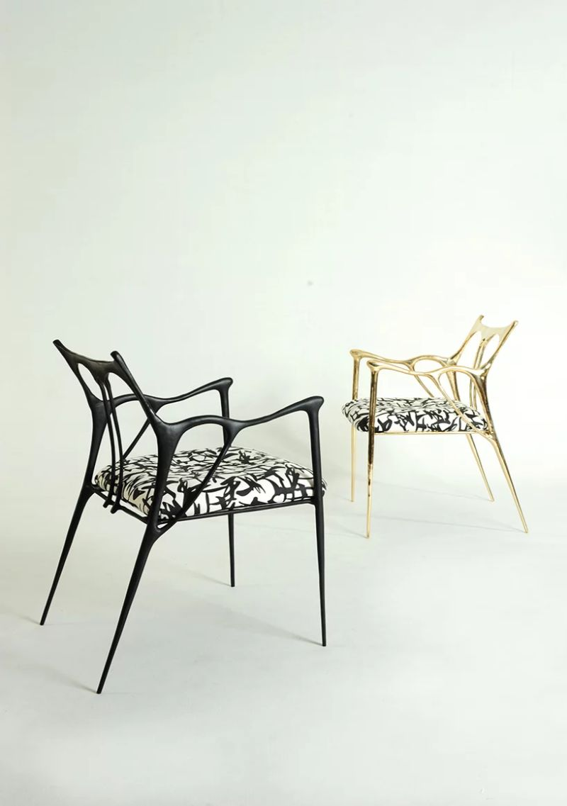 furniture design Furniture Design Inspired By Chinese Handwritting Furniture Design Inspired By Chinese Handwritting 11