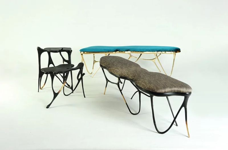 furniture design Furniture Design Inspired By Chinese Handwritting Furniture Design Inspired By Chinese Handwritting 5