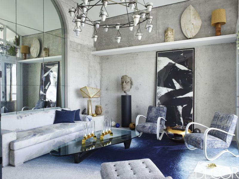 Jean Louis Deniot Renovated This Luxury Miami Penthouse
