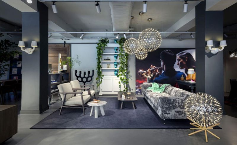 design showroom The Best Design Showrooms All Over The World The Best Design Showrooms All Over The World 3