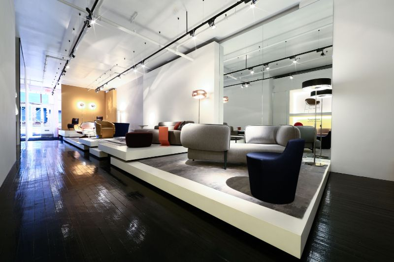 design showroom The Best Design Showrooms All Over The World The Best Design Showrooms All Over The World 7